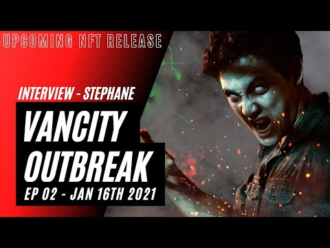 Vancinity Outbreak Ep 02 is coming to WAX | Interview Stephane Bisson