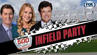 Daytona 500 Infield Party   2019 DAYTONA 500
