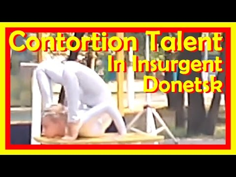 Contortion Talents From Various Parts Of World