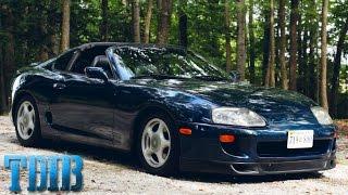 Toyota Supra Review!-The Beautiful Turd