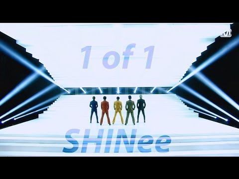 [무대교차편집] 1of1 (Stage Mix) - SHINee
