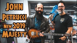 John Petrucci Interview - New 2019 Majesty & New Dream Theater Album