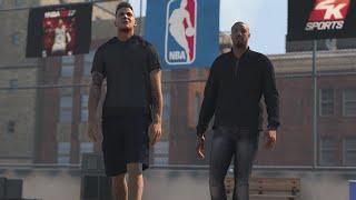 NBA 2K17 - MyCAREER feat. Michael B Jordan