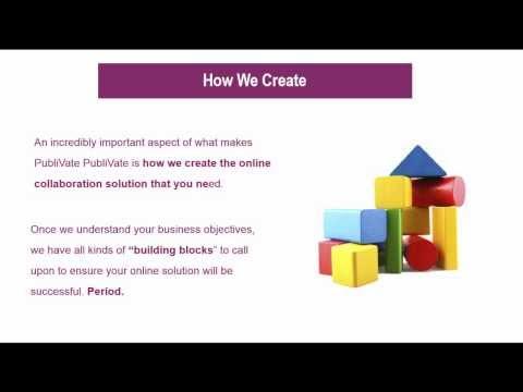 PubliVate - how we create