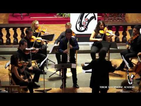 Iceberg - Teror Saxophone Academy 2015