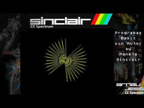PEQUEÑOS PROGRAMAS SIN AUTOR (MIA) Zx Spectrum