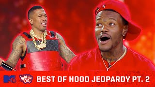 🚨Best of Hood Jeopardy (Part 2) 😂Wildest Cast & Celebrity Answers 🙌 Wild 'N Out