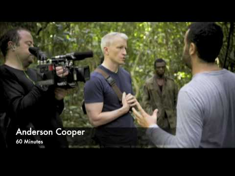 Anderson Cooper - Plumpy'nut - A miracle in the fight against hunger