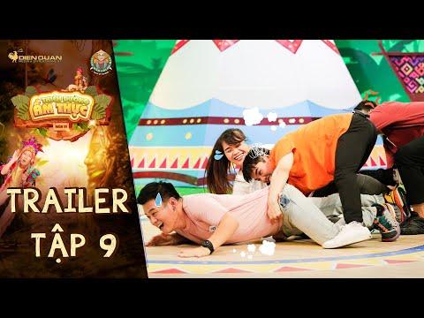 Thiên đường ẩm thực 6 | Trailer Tập 9: Trường Giang cạn lời khi Thánh Sún tiết lộ bí mật động trời ?