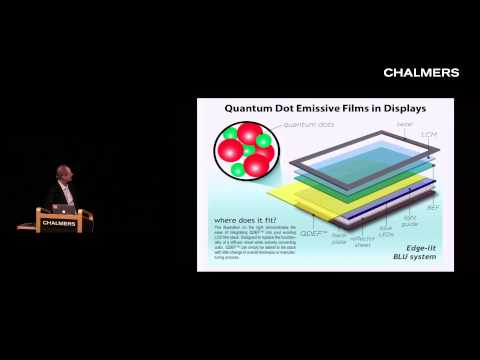 Paul Alivisatos: Colloidal nanocrystals