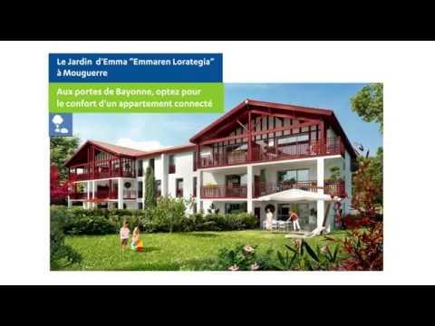 Résidence Le Jardin d'Emma à Mouguerre - Bouygues Immobilier