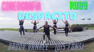 Despacito   Luis Fonsi ft Daddy Yankee   Zumba   Coreo Ruby Zin