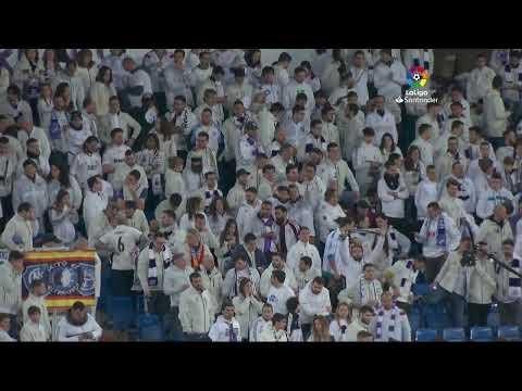 Calentamiento Real Madrid vs RC Celta