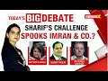 Imran Vs Nawaz Heats Up | Sharifs Challenges Spooks Imran & Co.? | NewsX