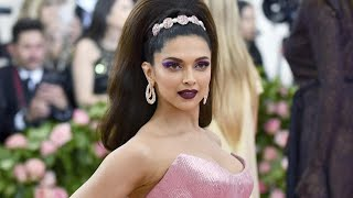 Met Gala: Deepika Padukone looks pretty in pink, steals the show