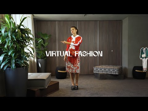 Virtual Fashion @ One Salonica outlet mall