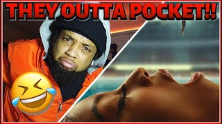 They CRAZY!! BRS Kash - Throat Baby Remix feat. @DaBaby & @CityGirls [Official Video] (REACTION)