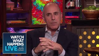 Does Matt Lauer Regret The Britney Spears Interview? | WWHL
