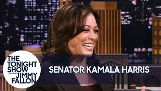 Sen. Kamala Harris on Hitchhiking to Graduation, Women's Health, Climate Crisis