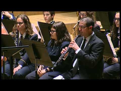 Agrupació Musical de Massarrojos. XXXVIII Certamen Provincial de Bandas de Valencia.