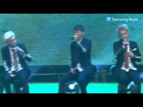 [720p] EXO - 좋아좋아 I Like You140415