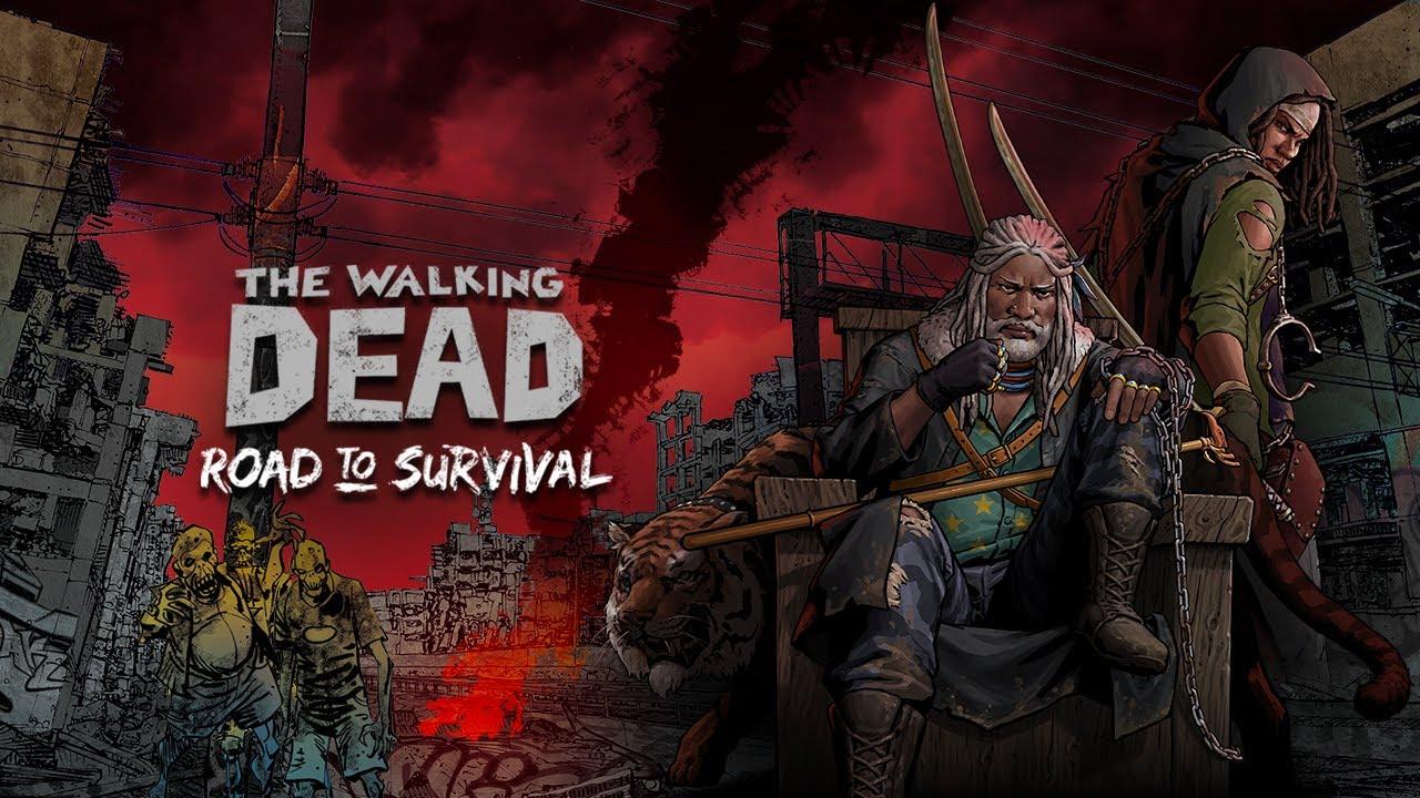Jouez à  The Walking Dead: Road to Survival sur PC 2