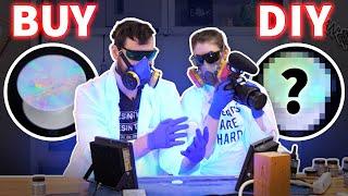 BUY vs DIY - Recreating an Opal Phone Grip with RESIN