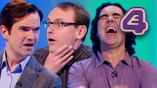 Sean Lock FREAKS Everyone Out With His Bedtime Routine!! | Best Sean 8 Out Of 10 Cats | Series 11