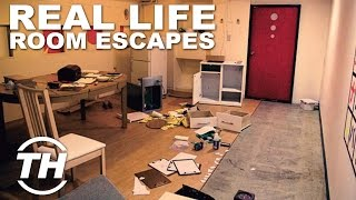 Toronto's BEST Real Escape Game   Real Life Room Escapes