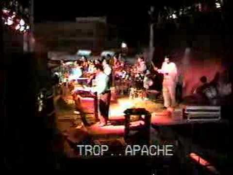 tropicalisimo apache (en vivo____el sorbito de champagne)