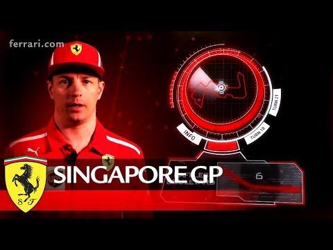 Singapore Grand Prix Preview - Scuderia Ferrari 2018
