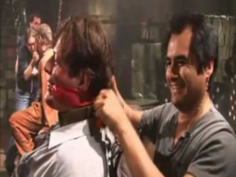 Saw IV - The Making of the Ice Block Trap