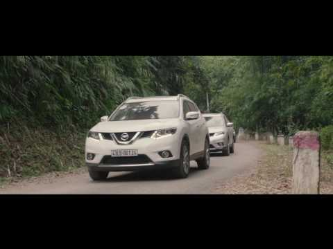 Teaser: Trải nghiệm Nissan X-Trail trên cung đường Hà Nội - Mai Châu