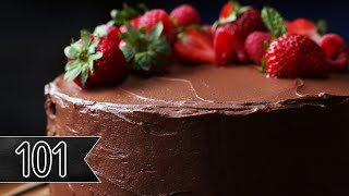 How To Make The Ultimate Chocolate Cake