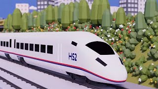 HS2: Upgrading Britain's railways