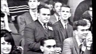 American Bandstand 1961- Dick Clark Interviews Old Timers