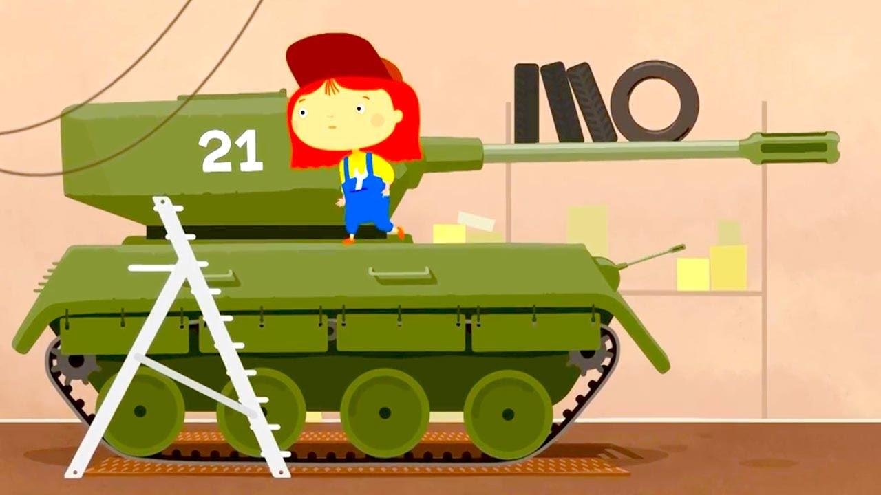 Aus Einem Panzer Wird Ein Traktor Doktor Macwheelie