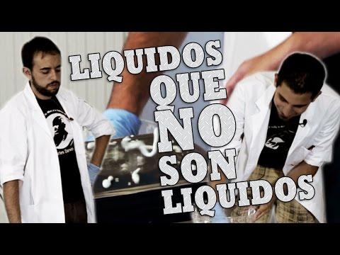 Líquidos que no son líquidos