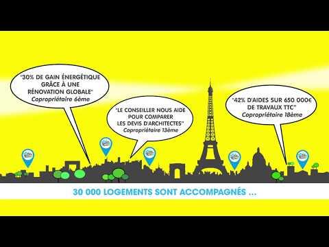 Eco-rénovons Paris : pour un habitat plus économe plus confortable