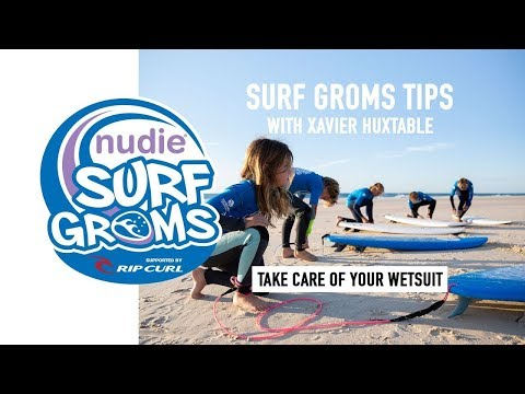 Surfing 101: Caring for Your Wetsuit, Lesson 11