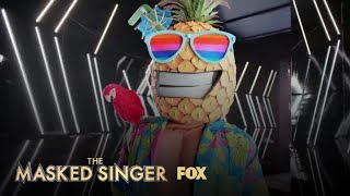 The Clues: Pineapple | Season 1 Ep. 2 | THE MASKED SINGER