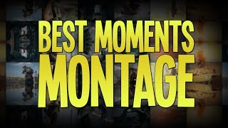 BEST MOMENTS MONTAGE! - Battlefield, GTA, Garry's Mod and Many More Funny Moments (Thank you)