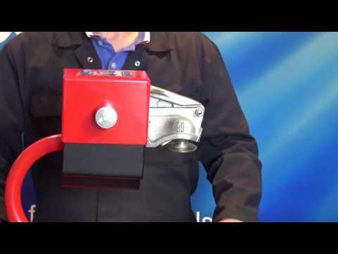 BULLDOG SECURITY Minilock Hitchlock for Bradley 2600kg Coupling Heads (BR10)
