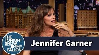 Jennifer Garner Met George Clooney with Head Lice