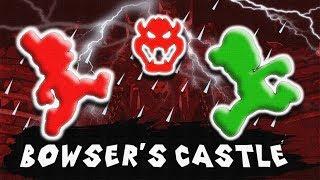 Bowser's Castle - Super Stick Bros