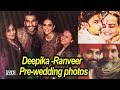 Deepika -Ranveer: Family and friends releases pre-wedding photos