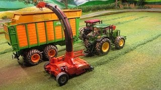 Rc TRACTORS at farm work 🤠🚜👍 Amazing farming video with toys