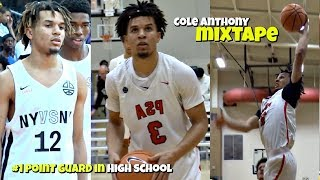 Cole Anthony EYBL Mixtape! #1 Point Guard in High School
