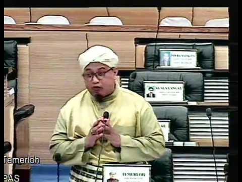 MP PAS Temerloh bahas Titah Diraja 2016