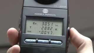 El Colorímetro CL-200A de Konica Minolta Sensing